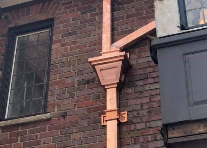 Copper Gutters Chicago